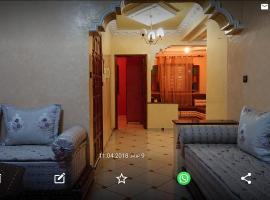 Hotel photo: Appartement 3 immeuble 39 hnia hamria