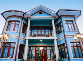 Hotel near Taschkent