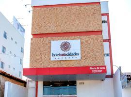 Zdjęcie hotelu: Hotel Sete Cidades Express
