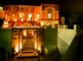 A picture of the hotel: Markezinis Suites by Caldera Collection