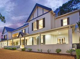 Hotel photo: Stellenbosch Manor