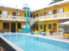 Hotel photo: Hotel y Restaurante Villa Jazmines