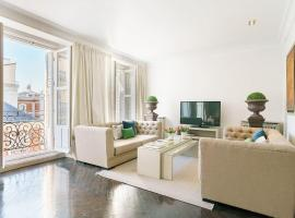 酒店照片: Lux apartment golden mile of Madrid