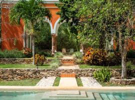 Hotel photo: Hacienda Yokat