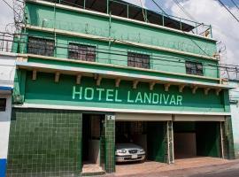 Hotel near Guatemala