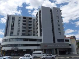 Hotel photo: Executive Two Bedroom Apartment, City Junction