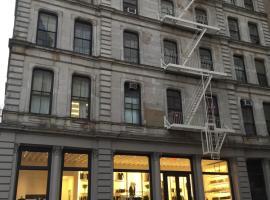Hotel photo: Tribeca Historical Loft Rooms