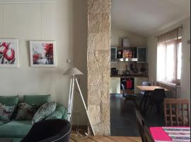 Hotel photo: Spacious apartment in the heart of Yerevan