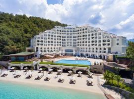 Hotel near तुर्की