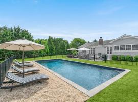 Hotel photo: Modern Hamptons Villa