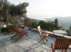 Hotel photo: ALBA ANDROS TRADITIONAL VILLA - 1