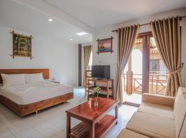 Hotel photo: Central studio apartment King Road