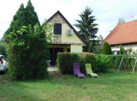 Hotel photo: Holiday home in Agard/Velence-See 34926