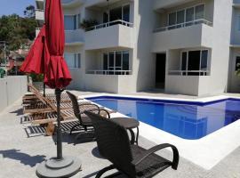 Hotel photo: Calle Rafael Izaguirre 40 Apartamento madera Acapulco guerrero balcones de costa azul