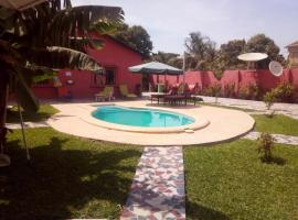 Hotel photo: Dersie House