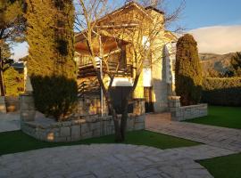 Hotel photo: Chalet en Sierra de Madrid La Ponderosa de la Sierra