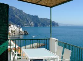 Hotel photo: Amalfi Blue FLowers B
