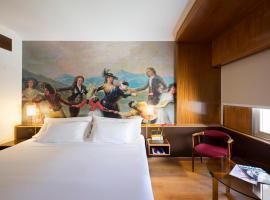 Hotel Foto: Hotel Goya