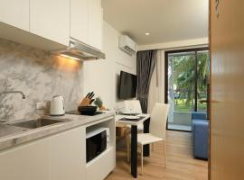 Hotel photo: Brand New Apartment in Aristo 2 by CapitalPro