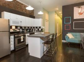 Hotel Foto: Classy 4 BR/2 BA Apartment- 2 Stops to NYC!