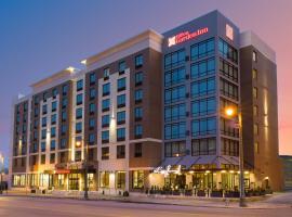 Hotel Foto: Hilton Garden Inn Memphis Downtown