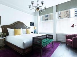 Hotel photo: The Beekman, a Thompson Hotel