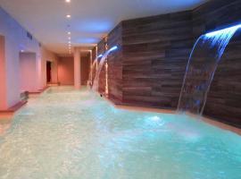 Hotel photo: Hotel Columbia Wellness & Spa