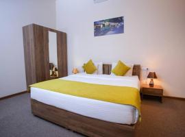 Hotel photo: Comfortable apt in downtown Sayat-Nova Avenue