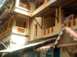 होटल की एक तस्वीर: Mahrus Hotel Rooftop Restaurant