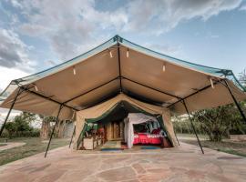 Фотография гостиницы: RiverSide Mara Camp