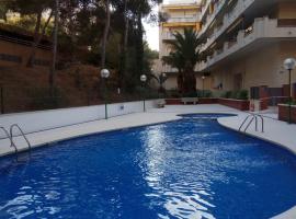 Hotel photo: Apartamento Pineda - Cap Salou