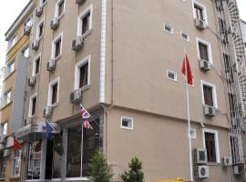 Фотография гостиницы: Grand Reis Hotel