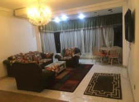 Hotel photo: El Fareeq Fouad Aziz Ghaly Street Apartment