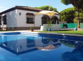 Hotel photo: Chalet playa la Barrosa Cadiz