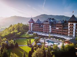 Hotel near Elveția