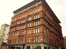 Hotel photo: City Centre Apartment - Renfrew Chambers