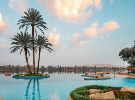 Hotel photo: Jolie Ville Kings Island Luxor