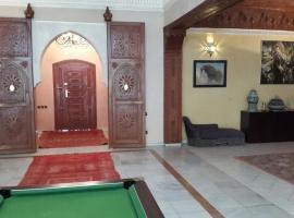 รูปภาพของโรงแรม: Belle villa à Targa