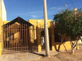 Hotel near Puerto Penasco
