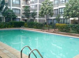 Hotel photo: Green city gardens Apartment