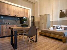 A picture of the hotel: city lofts