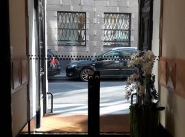 Hotel photo: Via Borgonuovo Uno Apartments