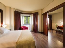 Hotel fotoğraf: Hotel Badajoz Center