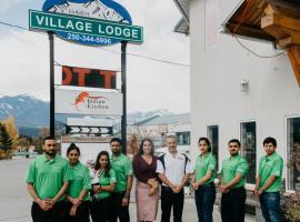 Hotel photo: Golden Village Lodge