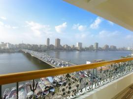 Хотел снимка: شقه مفروشه فيو رائع النيل في المنيل
