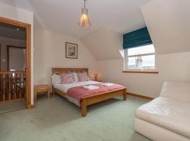Hotel fotografie: Dempster Lodge nr Old Course, Sleeps 10, Parking