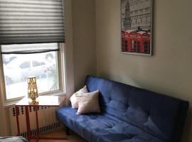 Hotel photo: Jordan Suites, Studio (13 mins walk to PATH train)