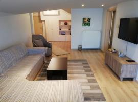 Hotel photo: Paralimnio loft suite