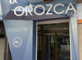 Hotel photo: Pension La Orozca