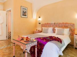 Hotel photo: Double room in a charming villa in the heart of Marrakech palm grove